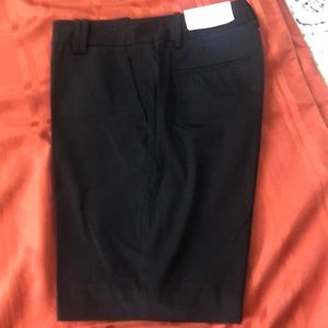 NWT! Loft Black Dress Shorts!